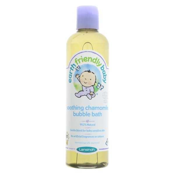 Earth Friendly Baby Organic Chamomile Bubble Bath
