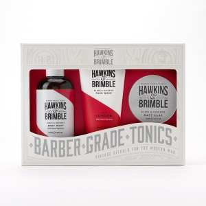 Hawkins & Brimble Root To Tip Body Care Set