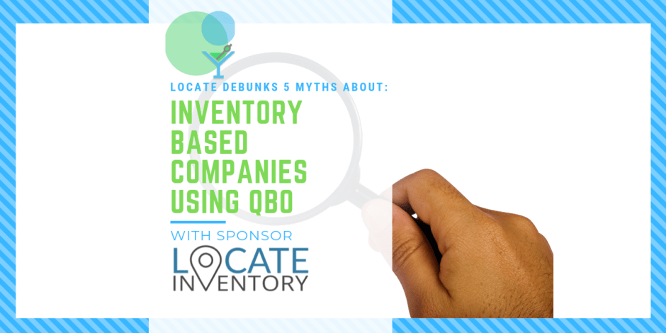 Inventory based companies can use QBO