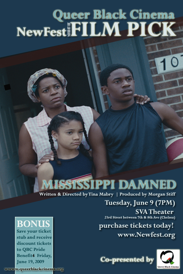 Queer Black Cinema Newfest FilmPICK