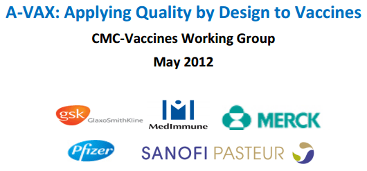 QbD for Vaccines: A-Vax Control Strategy [Slides]