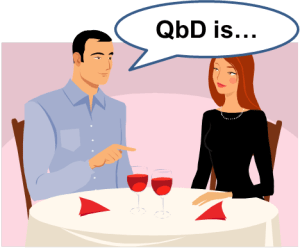 How to Describe QbD — in 1 Sentence — over a Holiday Dinner