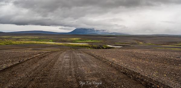 F347 through the Icelandic Highlands.