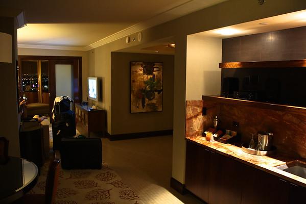Las Vegas - Mandalay Bay 1500 X2 suite
