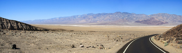 Artist's Drive, Death Valley National Park