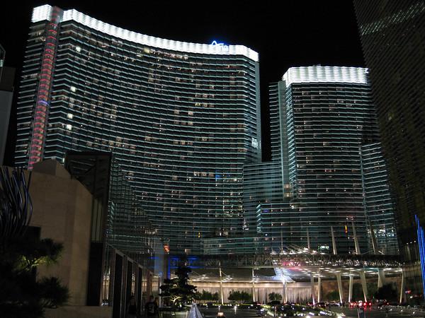 Aria, Las Vegas