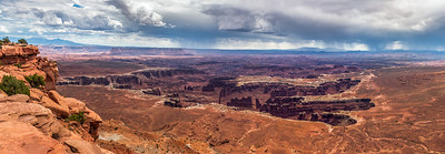 Grand View Point Overlook, Canyonlands National Park, Utah