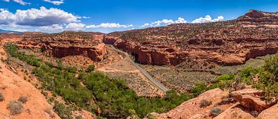 Long Canyon, Burr Trail, Utah