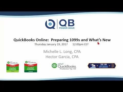 New Features and Updates from QBO Power Hour – Video
