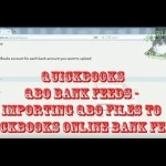 Video: Importing Files to Quickbooks Online Bank Feeds