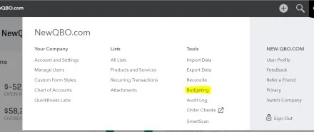 How do I know if I have Quickbooks Plus plan or not?
