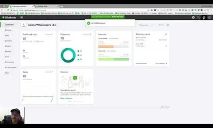 Video: Basic Inventory Workflow in QuickBooks Online