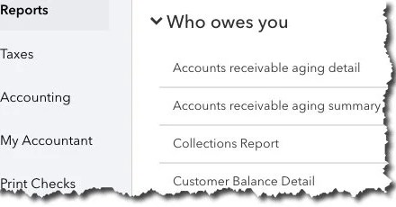 5 QBO Reports You Should Review Weekly