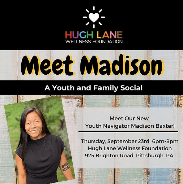 Meet Madison: A Youth and Family Social