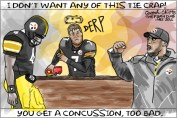 (Originally published on TheFarmClub.net) Yes, we know Big Ben had a shoulder injury – get over it. Starters are allowed injuries. Backups are expendable.