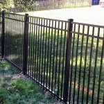Residential And Commercial Aluminum Fencing Qce Aluminum Fence