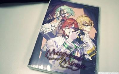 うたプリ劇團SHINING~假面舞會的幻影CD 開箱