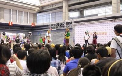 日本COSPLAY活動的登記制