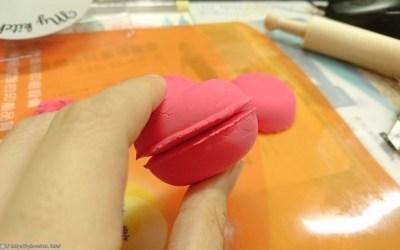 《甜點王子2》七海空馬卡龍髮飾