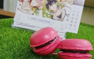《甜點王子2》七海空馬卡龍髮飾2