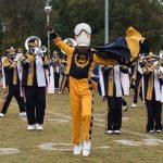 JCSU marching band