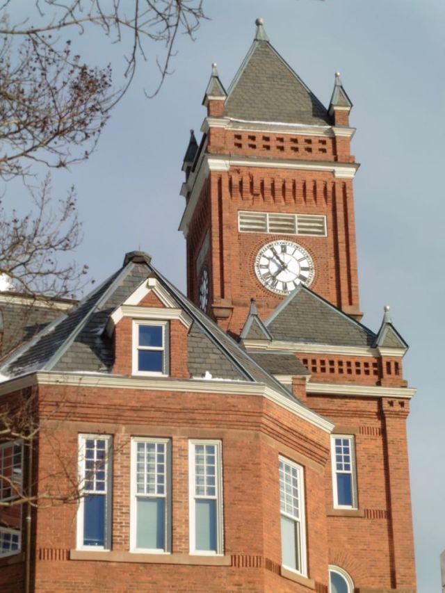 Biddle Hall at Johnson C. Smith University