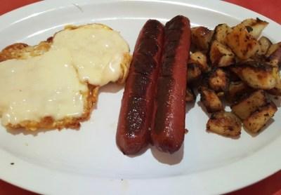 Breakfast at Kiya's Cuizine