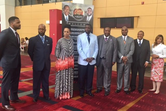 Church of God in Christ (COGIC) convention draws thousands to