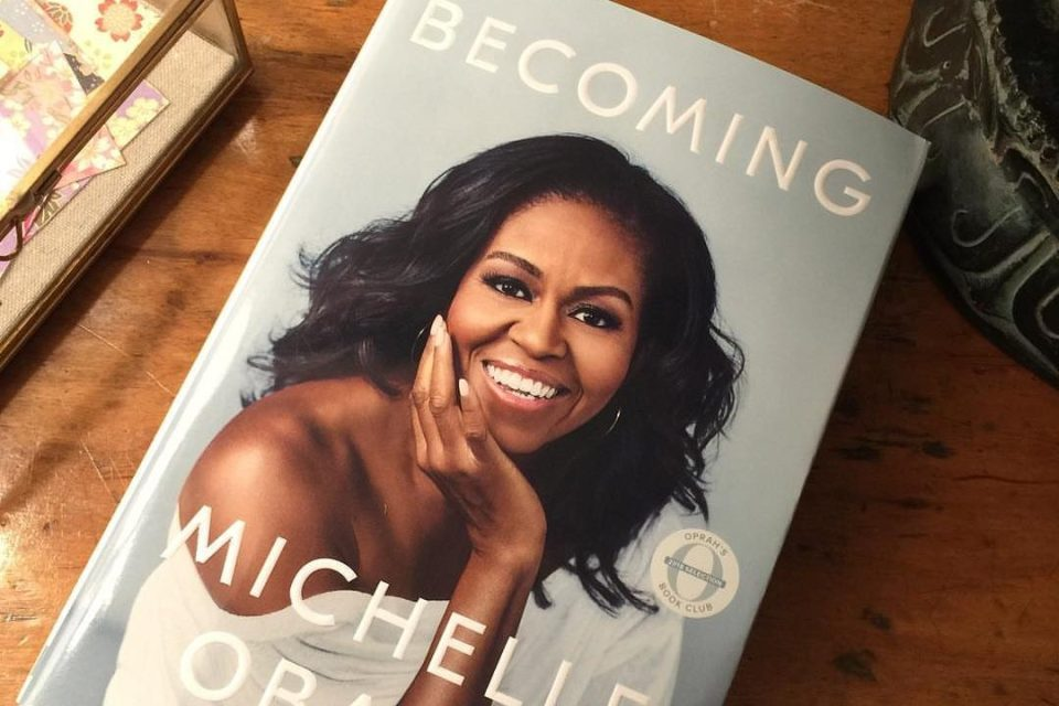 Image result for becoming michelle