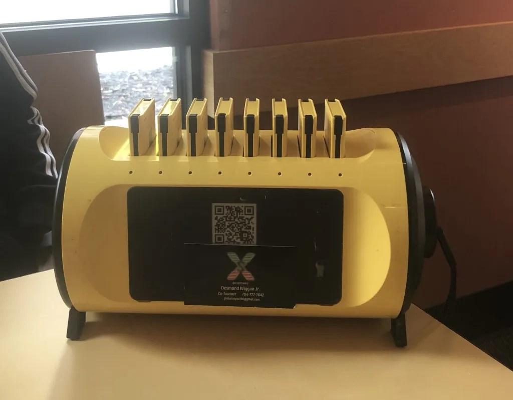 BatteryXchange-prototype