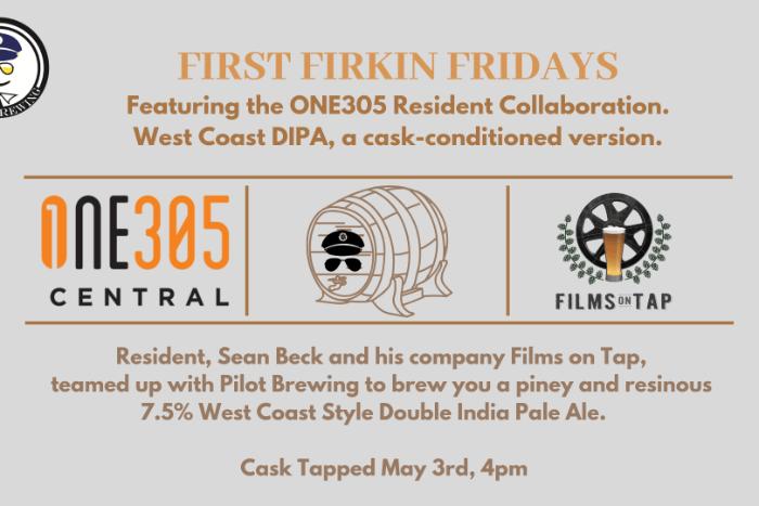 First Firkin Friday - Q City Metro