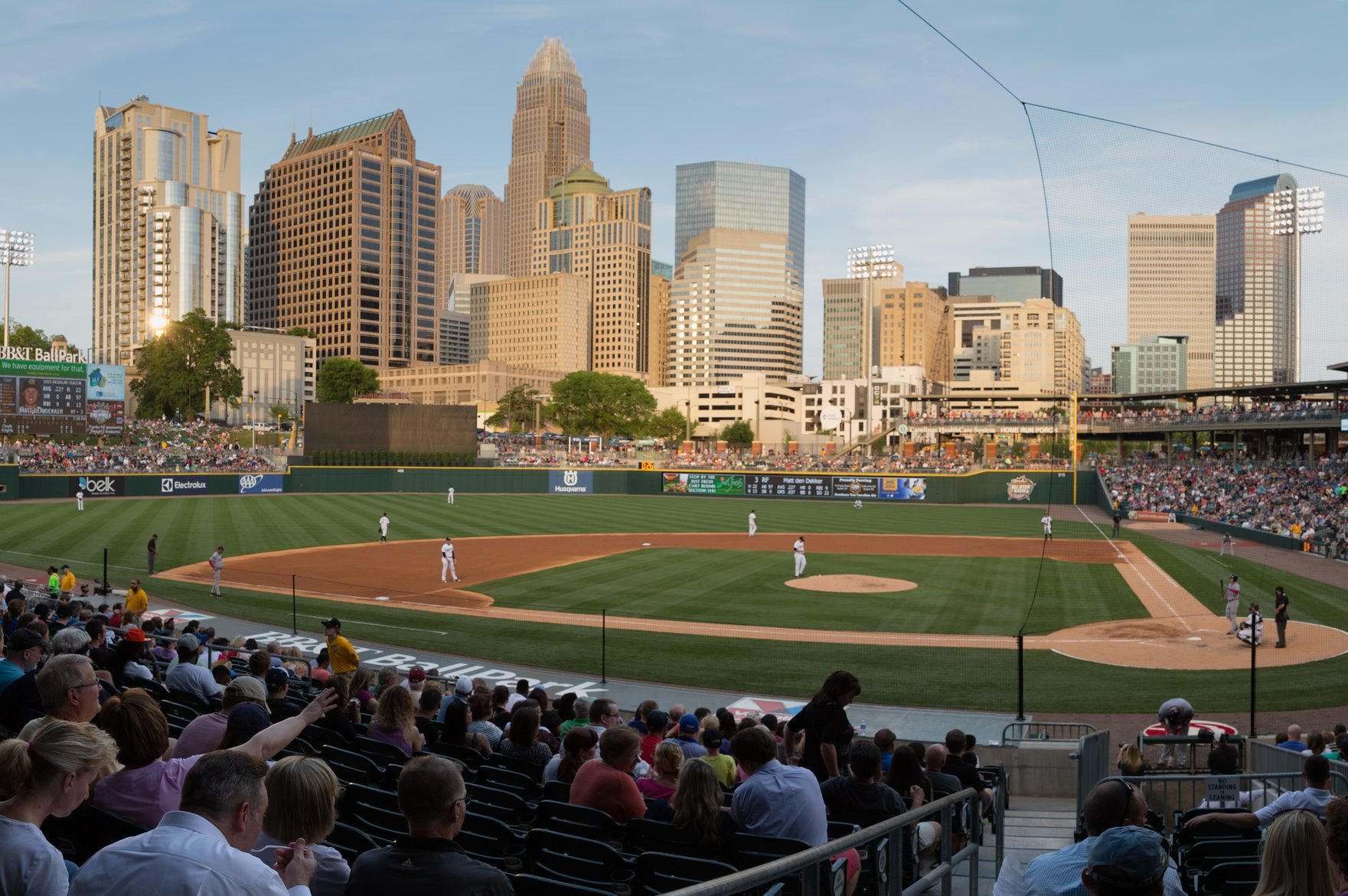 Charlotte Will Host 2020 ACC Baseball Championship
