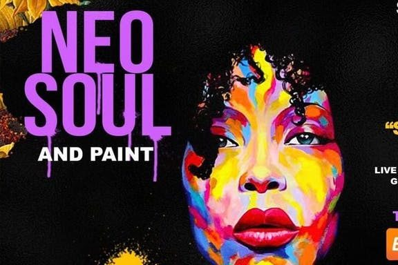 Neo-Soul and Paint - Q City Metro