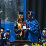 JCSU-Commencement-2019-President-with-graduate