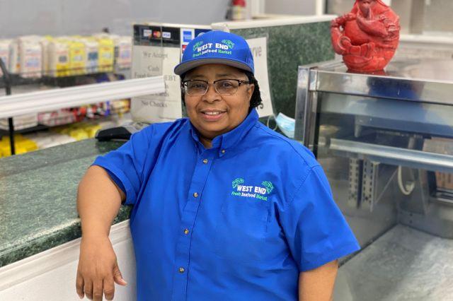 Brenda-Powell-West-End-Fresh-Seafood-Market