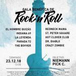 Gala Benéfica Rock And Roll – Ruta 66 – Dos Hermanas – 23 Diciembre