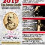 XXXV Ciclo - Antonio Chacon -Peña Cultural Antonio Chacon - Jerez Fra.
