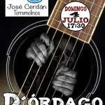 D`Ordago en Jose Cerdan Torremolinos el 4 Julio
