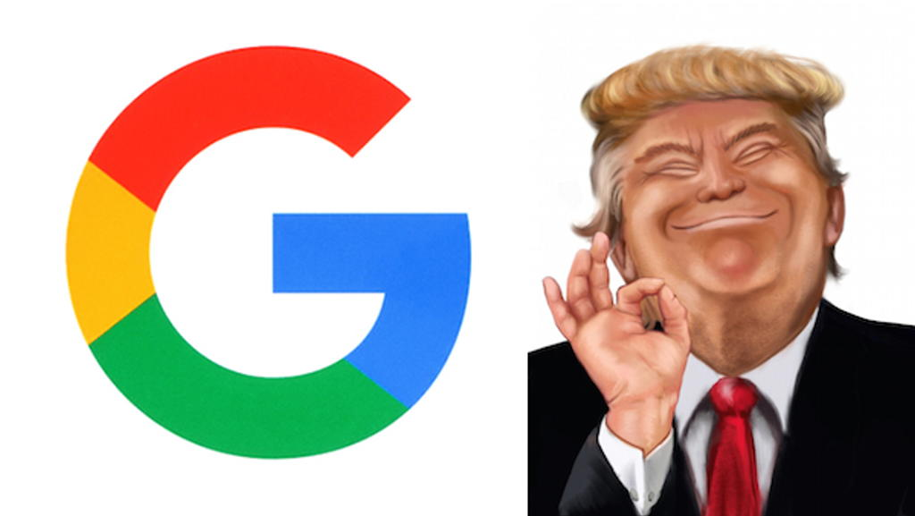 google put a face