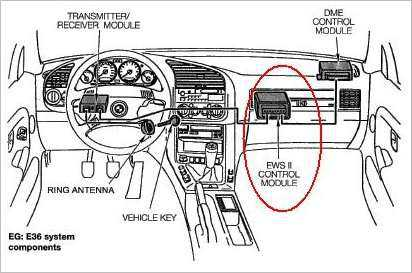 Bmw E46 Ews Wiring Diagram