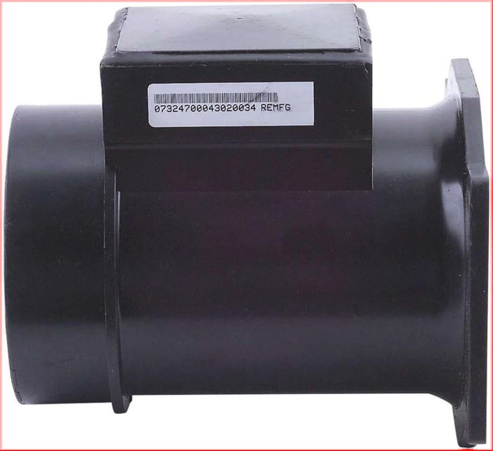 medium resolution of nissan infiniti air flow meter maf 74 10051
