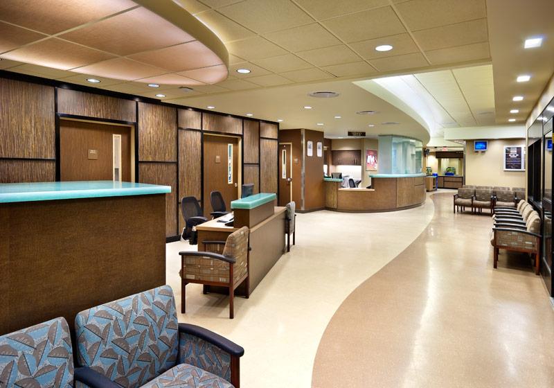 Saint Marys Regional Medical Center Emergency Department Expansion  QD Construction