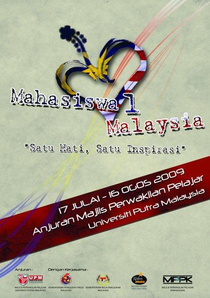 Mahasiswa 1 Malaysia