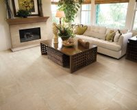 ETERNAL LIMESTONES BIANCO Glazed Rectified Porcelain Tile ...