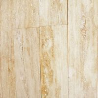 ANCIENT CASTLE Travertine Plank Floor Tile | QDI Surfaces