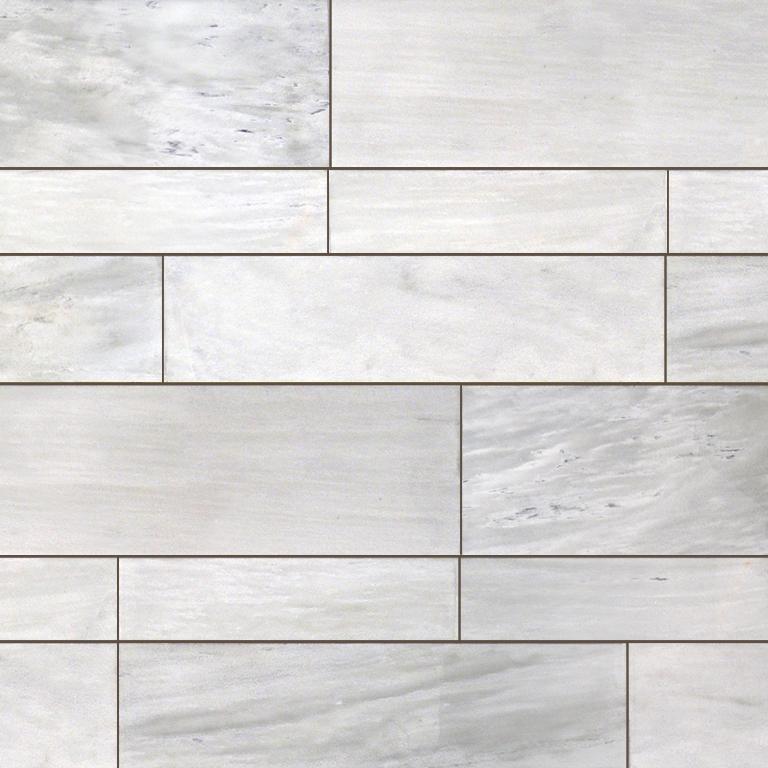 asos white marble plank floor tile