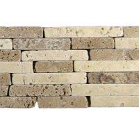 BRD Citona Travertine Border Tile   QDI Surfaces