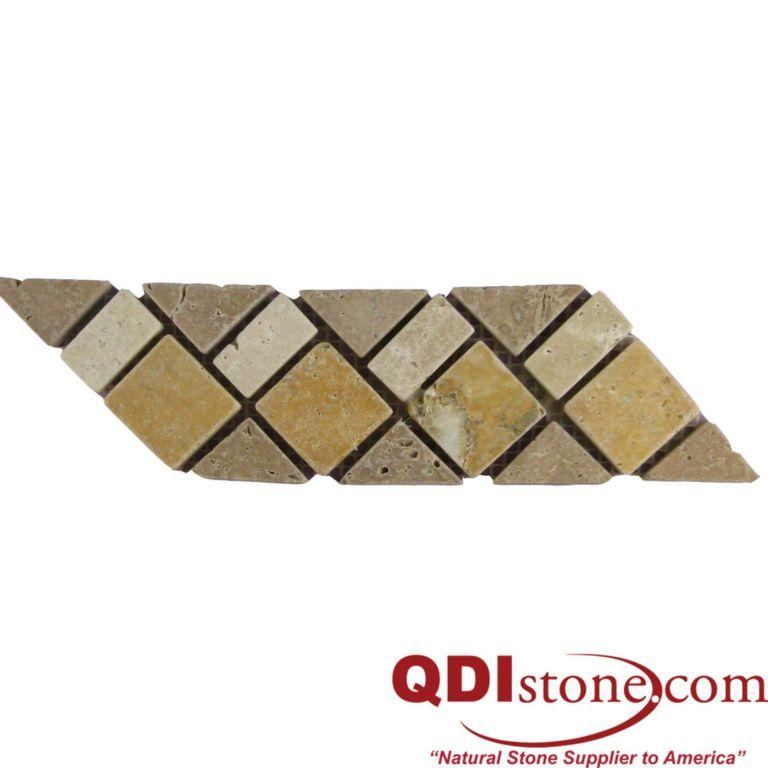 brd07 112 travertine border tile qdi