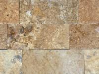 NOCE Travertine Split Face Tile | QDI Surfaces