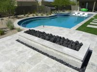 Silver Travertine Natural Stone Paver